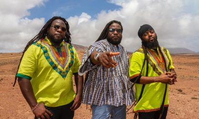 """Morgan Heritage drops 2nd African collabo video """"Pay Attention"""" feat. Patoranking"""