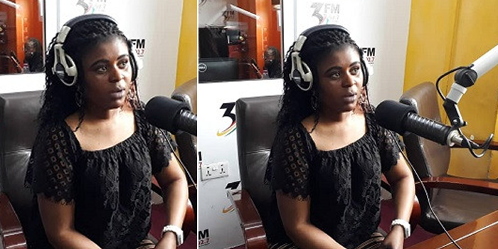 Meet the Ghanaian woman born with 2 vaginas and 2 wombs.