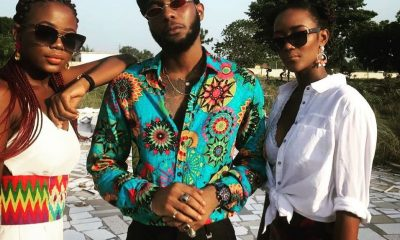 Apolo Imon shares new Afrocentric video to single 'Above'