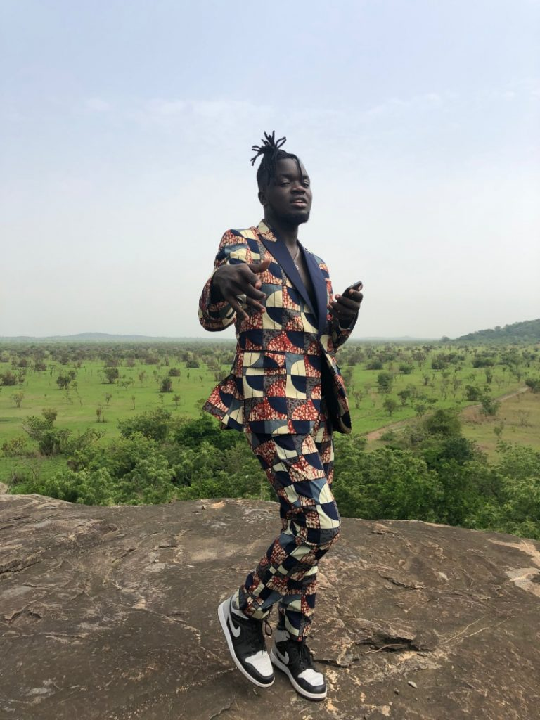 Mista Myles eyes 'Prince of Afrobeats' title with 'African Girl' music video