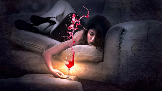Why Being Wine Drunk Makes You Happy