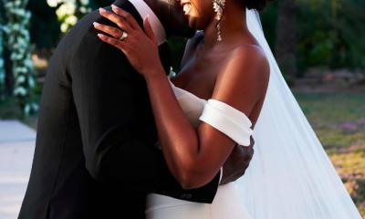 Idris Elba's wedding in Morocco