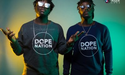 Lynx Entertainment officially signs DopeNation, set to release their first single under them.