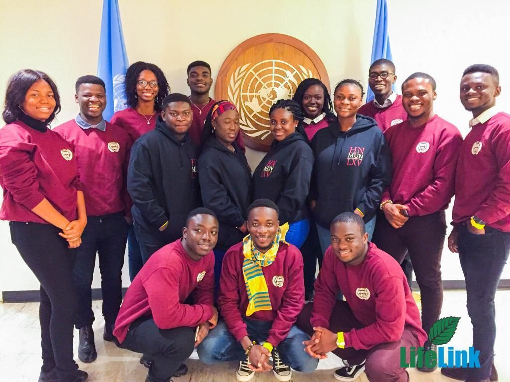Ghanaian students excel at Harvard Model UN, win $10,000 Grant for social development.