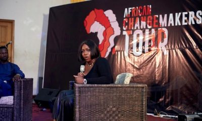 Peace Hyde, Seyi Tinubu, John Dumelo inspire students at African Changemakers event in KNUST