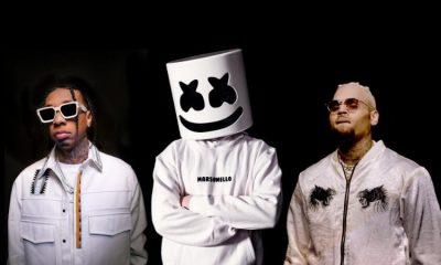 Marshmello - Light It Up ft. Tyga & Chris Brown