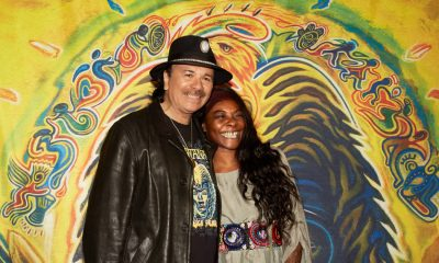 Santana hosted a listening event at House of Blues at Mandalay Bay on Tuesday, May 14, 2019. (Knight Bilham Photo)