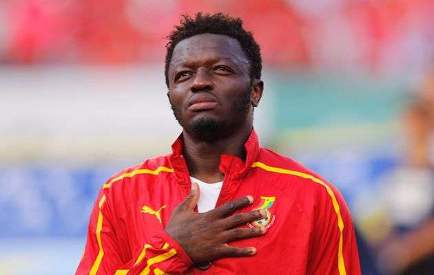 Sulley Muntari wants to return to Black Stars for AFCON 2019