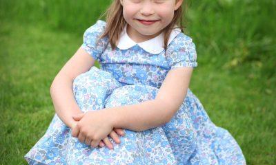 Royal Birthday: Princess Charlotte's adorable photos as she turns 4 years-old.