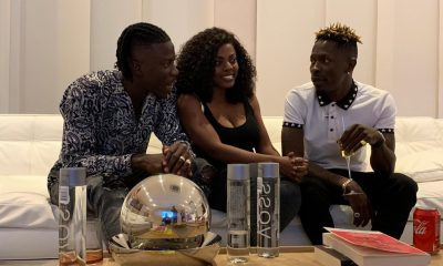 """Obuor and Musiga, you failed massively."" - Nana Aba Anamoah shares details on the reunion between Stonebwoy and Shatta Wale."