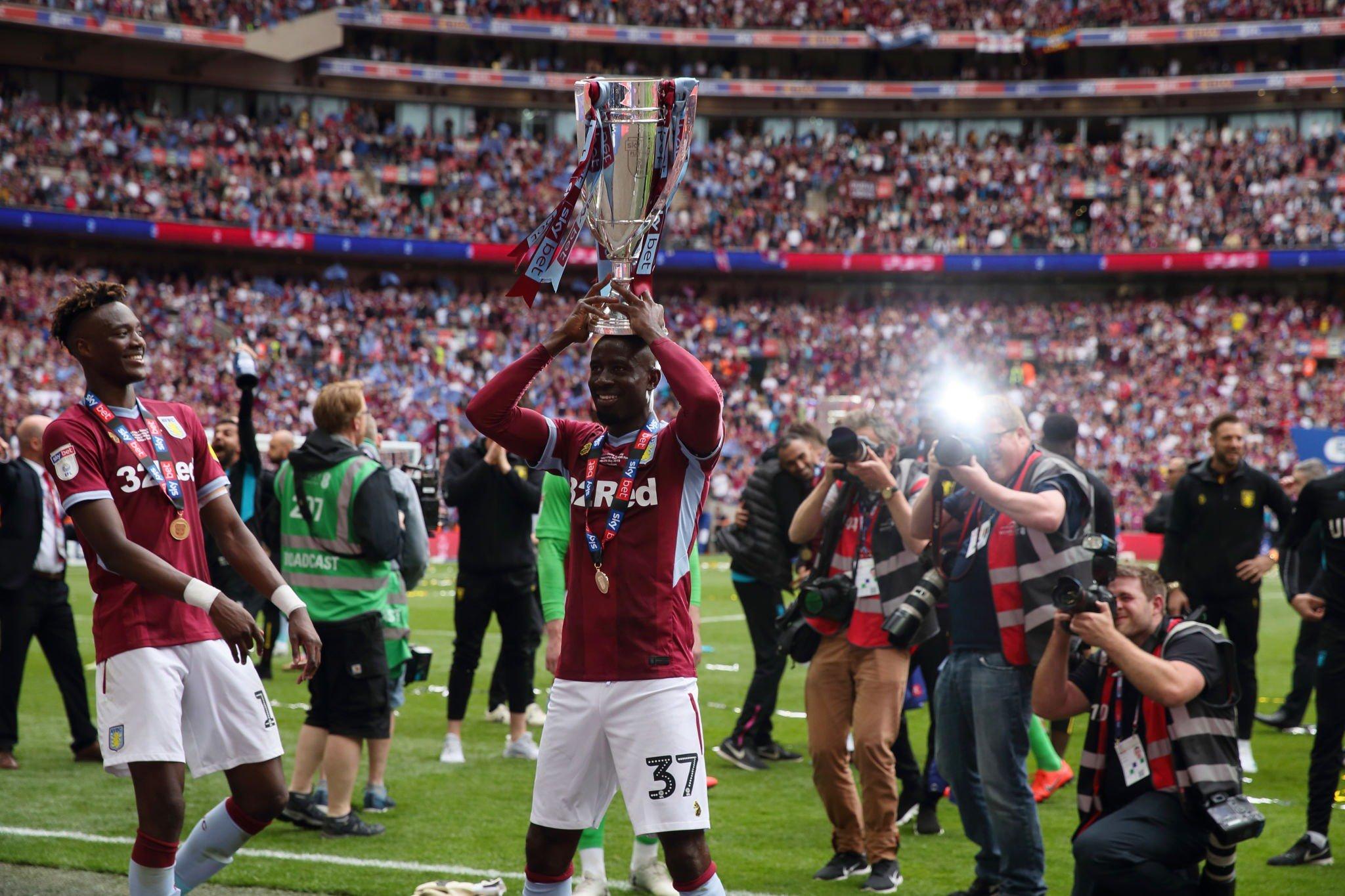 Albert Adomah set to return to English Premier League