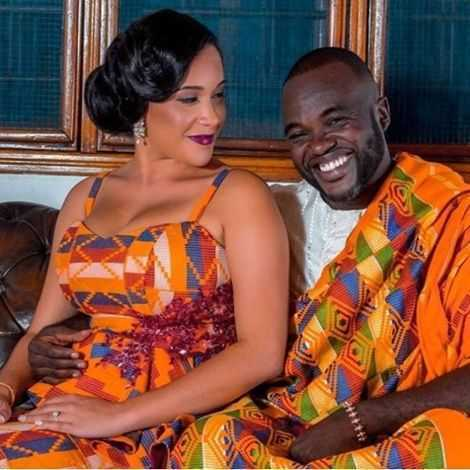 Fred Nuamah responds to divorce rumours