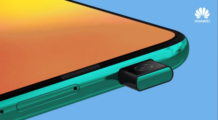 Huawei to launch Visionary Pop-up camera for Y9 Prime 2019 this Month