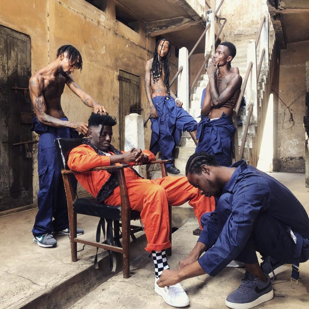 Don't judge me by appearance, Kwesi Slay drops music video