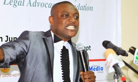 Banned artists must sue VGMAs Board – Maurice Ampaw