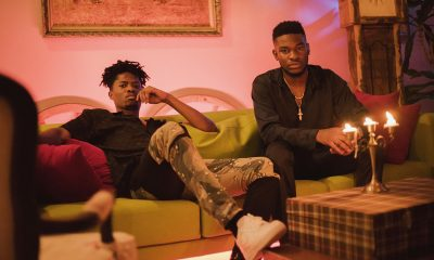 "Nonso Amadi features Kwesi Arthur on new single, ""Comfortable"""