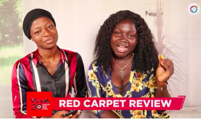 Ameyaw TV presents VGMA20 Red Carpet review