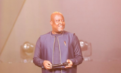 Watch: We withheld the two prestigious awards because they belonged to both Stonebwoy and Shatta Wale - Kwame Sefa Kayi