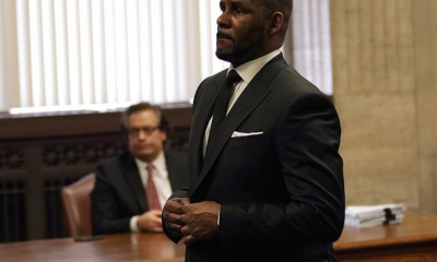 R.Kelly charged with 11 new count of sex abuse and assault in Chicago.