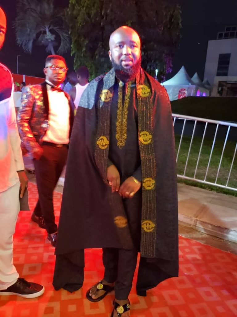 #VGMA20: Trigmatic steps clean on the red carpet.