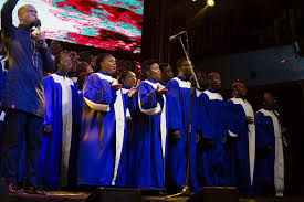 #VGMA20: Bethel Revival Choir wins 'Group Of The Year'.
