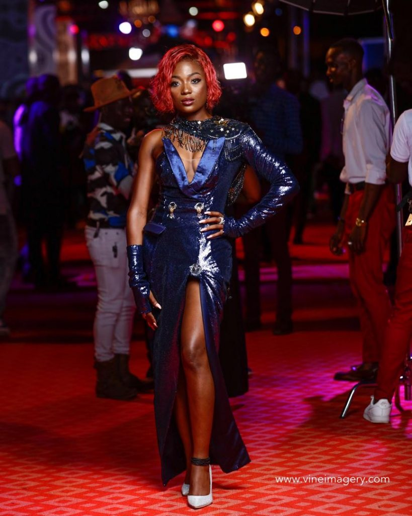 #VGMA20: Efya wins 'Best Female Vocalist Of The Year'.