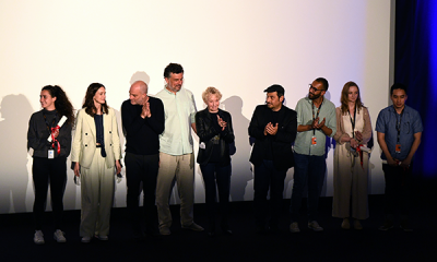 Claire Denis and the Jury have announced the winners of the 22nd Cinéfondation Selection