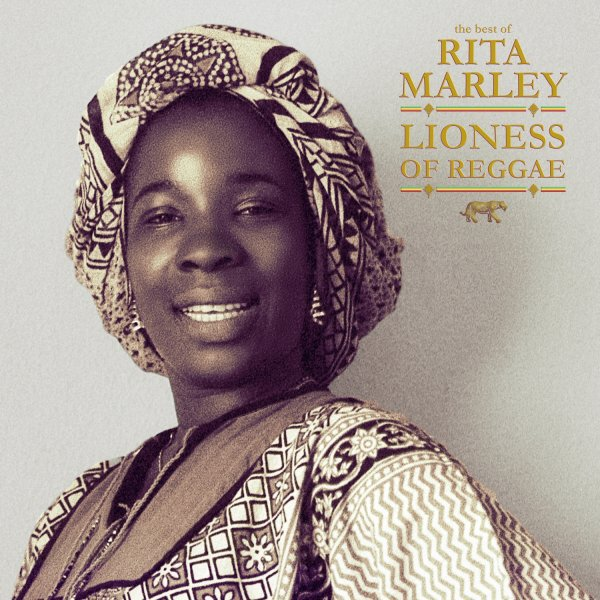 "The Best of Rita Marley ""Lioness of Reggae"" Released Via Ziggy Marley's Tuff Gong"