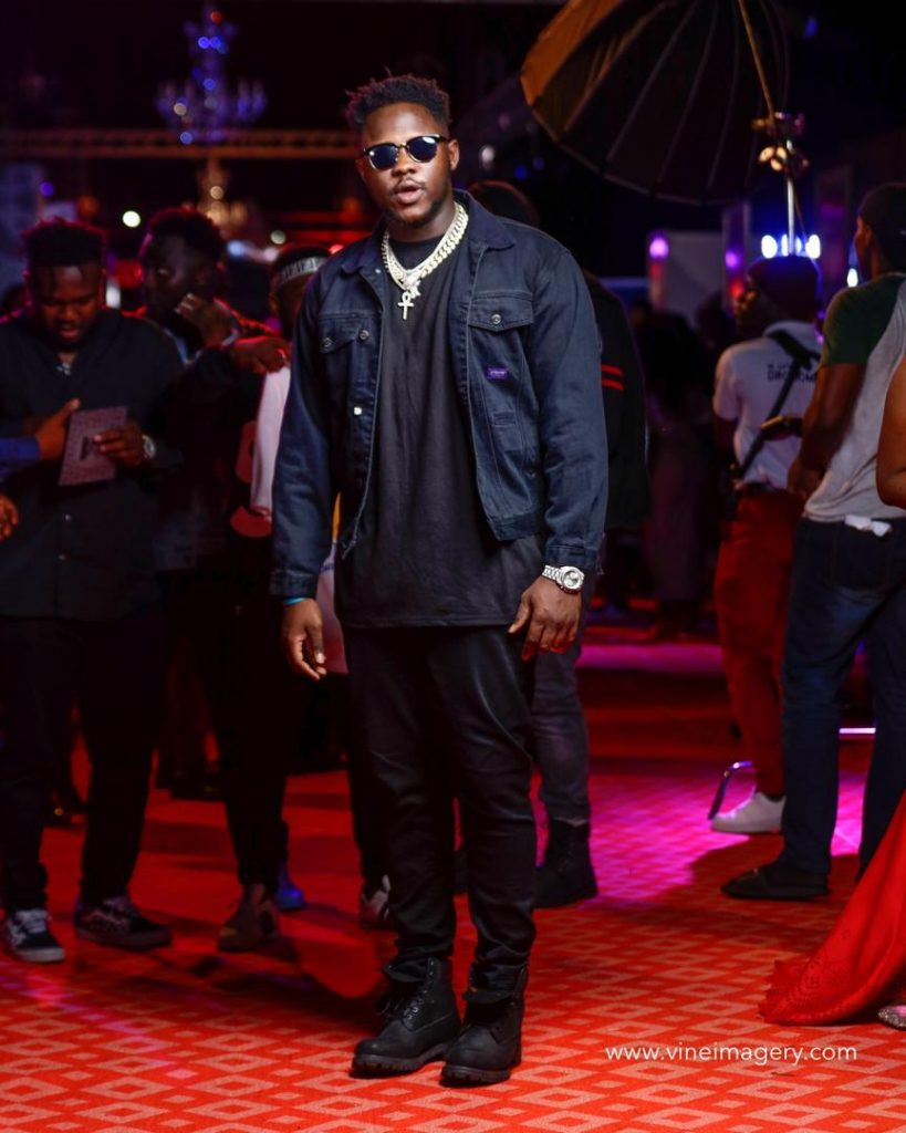 #VGMA20: Medikal wins 'Rapper Of The Year'.
