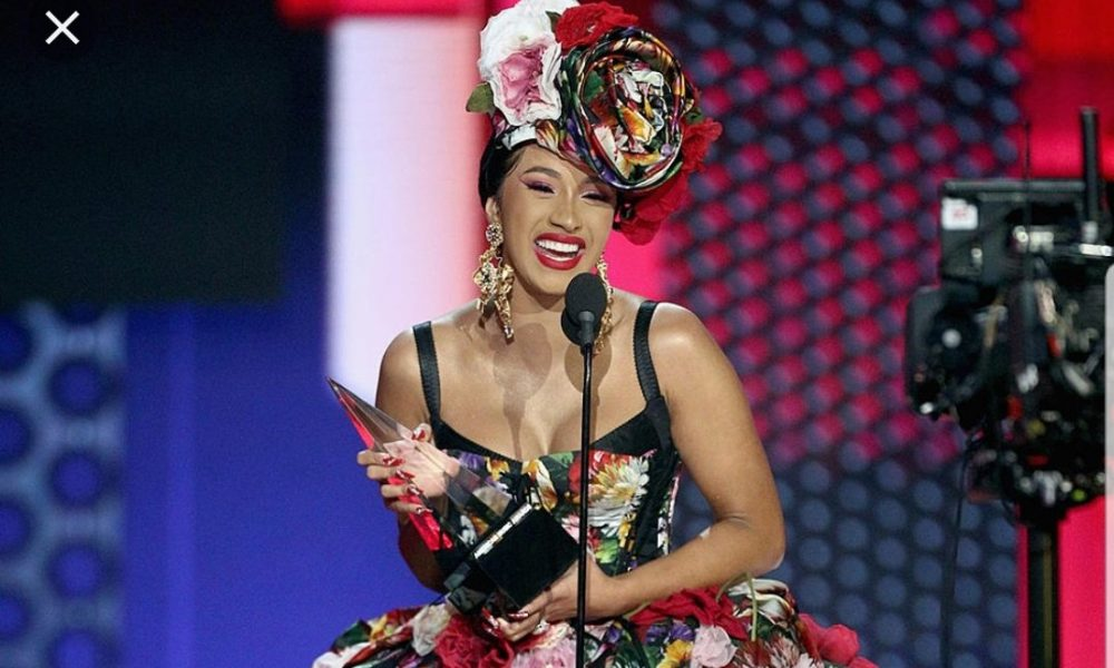 2019 BET Awards: Cardi B leads nominations, NO Ghanaian artist nominated.