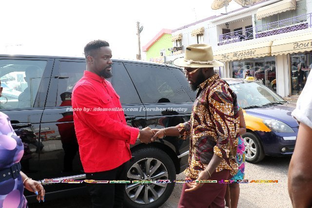 Rapper 101 is not a diss to Sarkodie – M.anifest