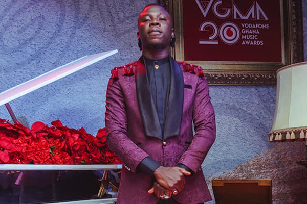 #VGMA20: Police retrieve Stonebwoy's gun after bail.