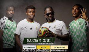 Ghana Meets Naija TICKETS in hot demand