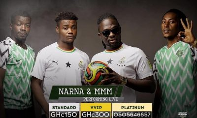 Ghana Meets Naija TICKETS in hot demand