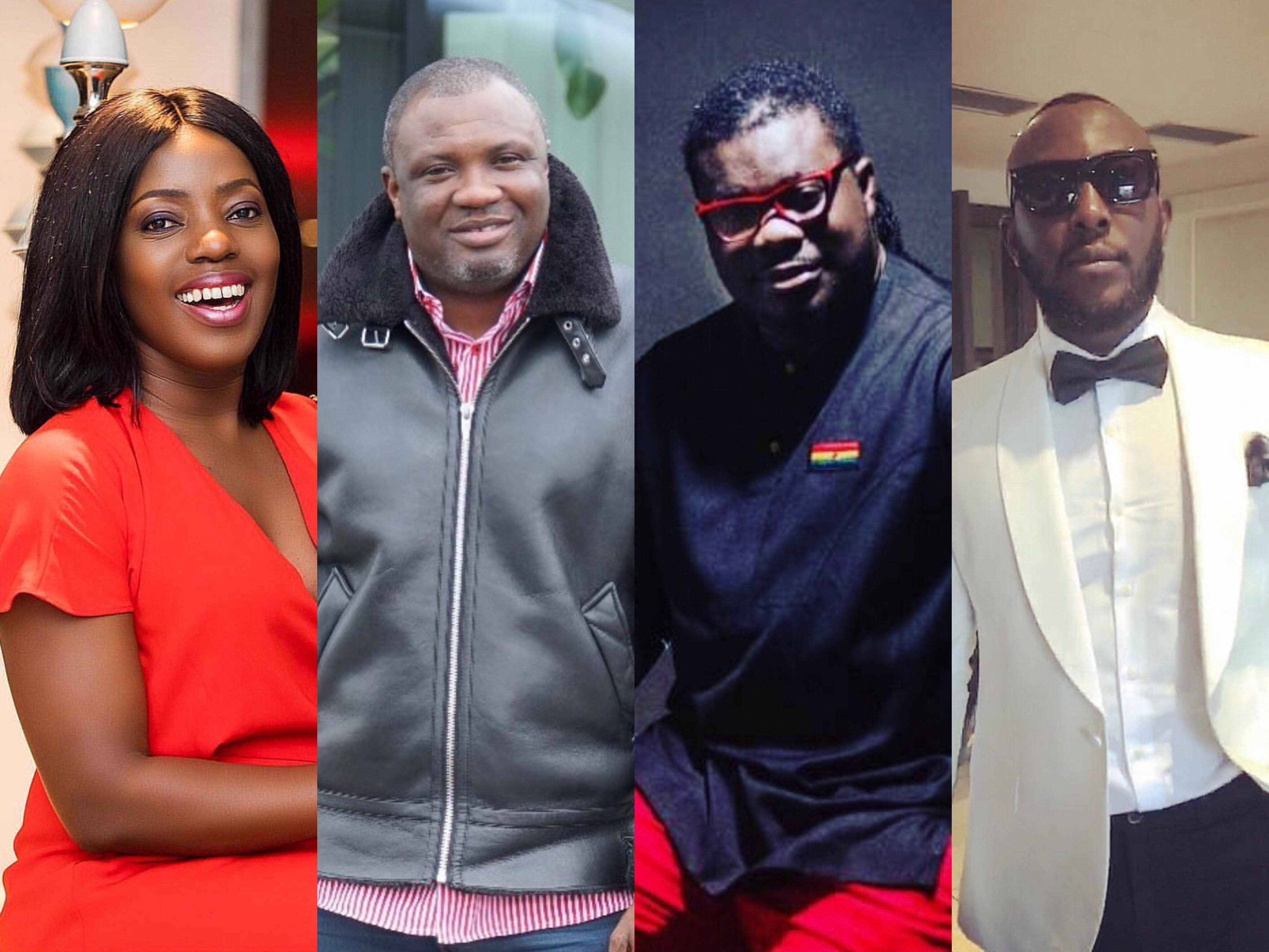 Shirley, Alordia, Obour & Gyo to be honored at 2019 Ghana Entertainment Awards USA