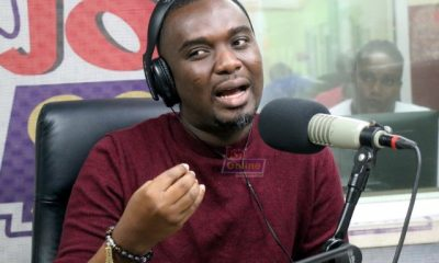 I went to university without SHS education- Joe Mettle recounts struggles