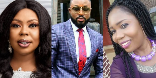 Exclusive details on Afia Schwarzenegger, Elikem Kumordzi and former MP Rachel Appoh's scandal.