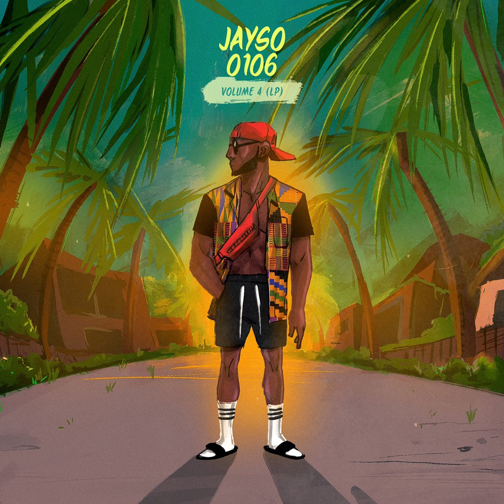 #0106Volume4: Jayso drops new album to celebrate his birthday.