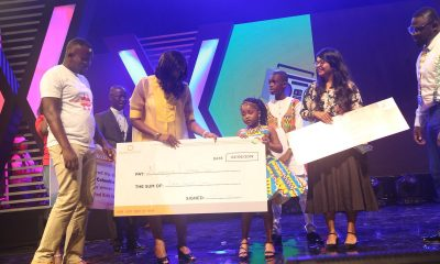 Nakeeyat Dramani wins Season 10 of TV3's Talented Kids