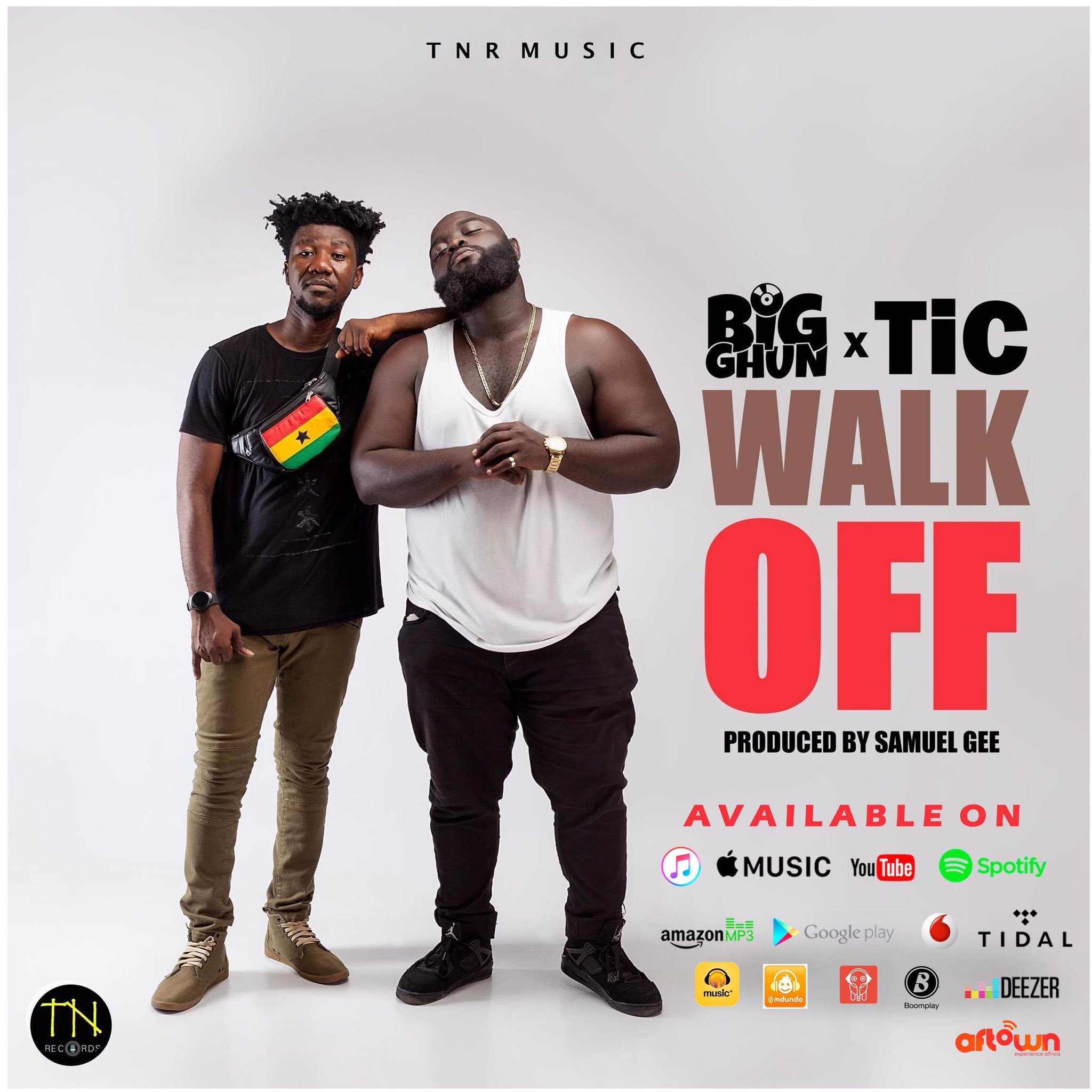 Big Ghun releases 'Walk Off' featuring TiC