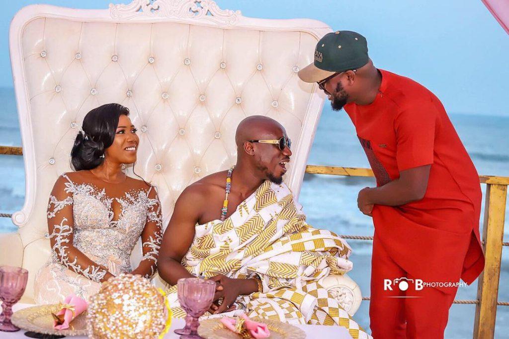 Photos: Victoria Lebene, Eugene Osafo Nkansah tie the knot