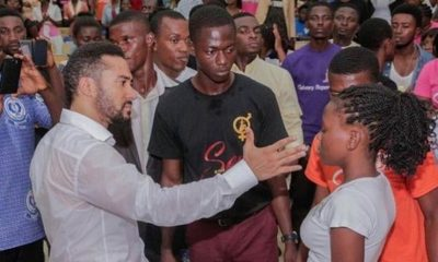 Religion is one of the world's biggest problem - Majid Michel explains