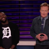Conan O'Brien announces trip to Ghana with actor Sam Richardson