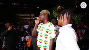 Exclusive Highlights from launch of Kelvynboy's 'T.I.M.E' EP