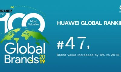 Huawei's Global Reputation Grows As Its Brandz Ranking Increases