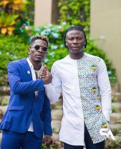 Photos: Stonebwoy launches 'BHIM Nation' fabric.