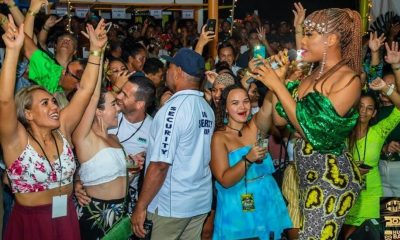 Watch: Adina ends her South Pacific Tour in grand style.