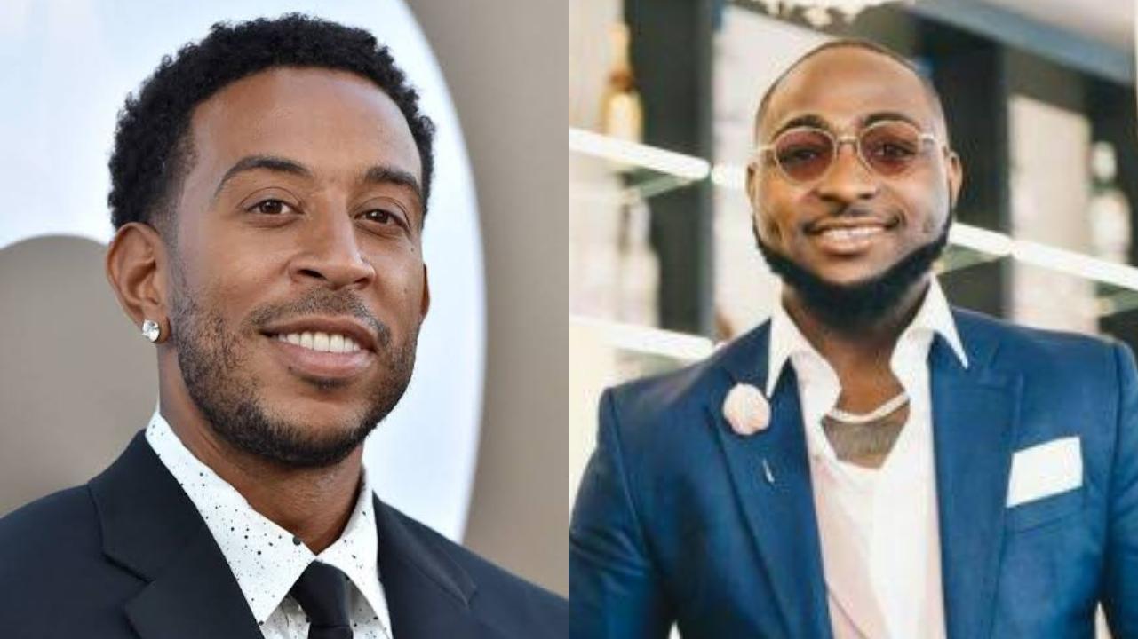 Watch: Davido and Ludacris chill in studio whiles recording