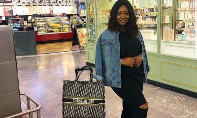 """I need prayers, I shop too much"" - Jackie Appiah"