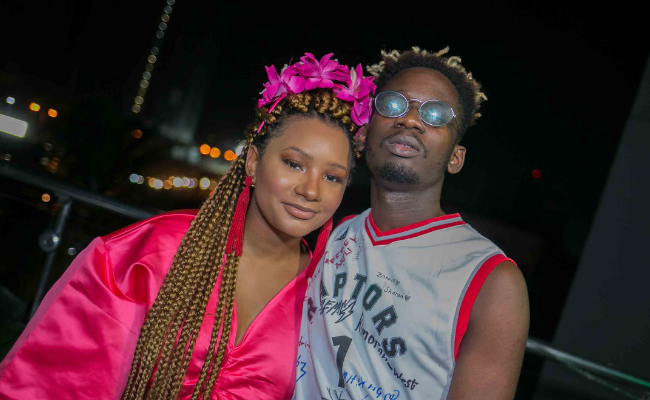 Watch: Mr Eazi's Ghana pidgin is very sexy- Temi Otedola